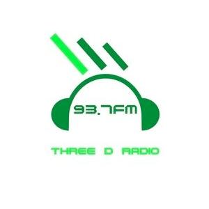 5DDD Three D Radio 93.7 FM