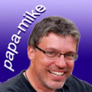 Radio papa-mike