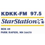 Radio KDKK - 97.5 FM Star Station