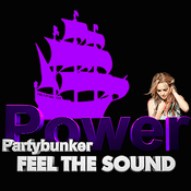 Radio power-partybunker