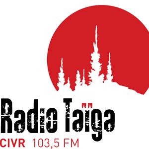 Radio CIVR-FM Radio Taïga