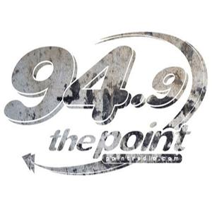 Radio WPTE - 94.9 The Point