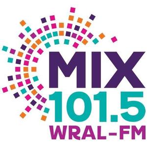 Radio WRAL - Mix 101.5 FM