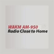 Radio WAKM - Radio Close to Home 950 AM