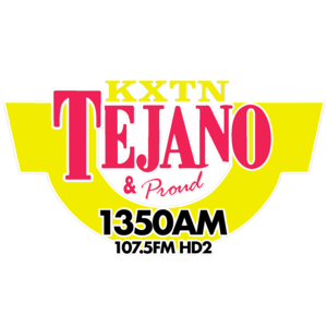 Radio KXTN Tejano & Proud 1350AM / 107.5 FM HD2