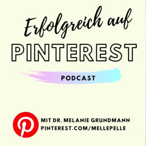 Podcast Erfolgreich auf Pinterest
