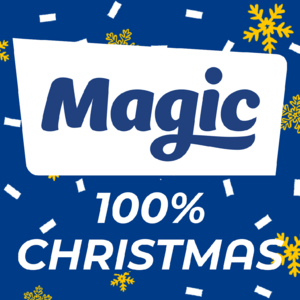 Radio Magic 100% Christmas
