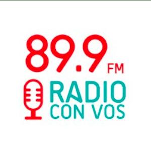 Radio Radio con Vos 89.9 FM