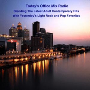 Radio Today's Office Mix Radio