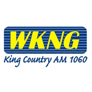 Radio WKNGGA - King Country 1060 AM