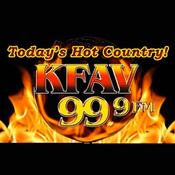 Radio KFAV - Today's Hot Country 99.9 FM