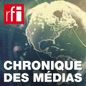 Podcast RFI - Chronique des médias