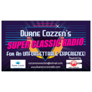 Radio Duane Cozzen's Super Classic Radio