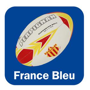 Podcast France Bleu Roussillon - Le lundi c'est rugby