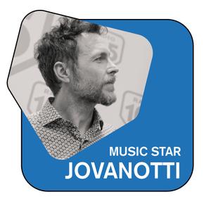 Radio Radio 105 - MUSIC STAR Jovanotti