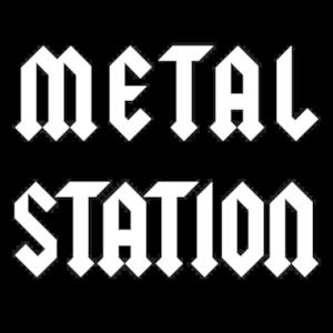 Radio metalstation
