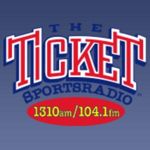 Radio The Ticket Sports Radio 1310 AM