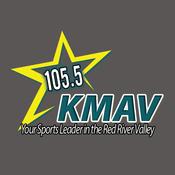 Radio KMAV-FM 105.5 FM