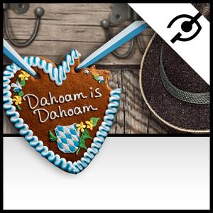Podcast Dahoam is Dahoam - Audiodeskription - BR Fernsehen