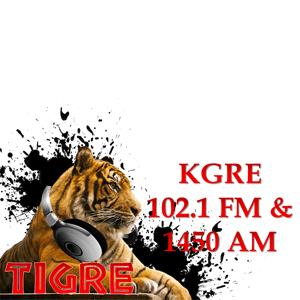 Radio KGRE - Tigre Colorado 1450 AM