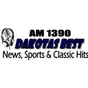 Radio KJAM - Dakota's Best 1390 AM