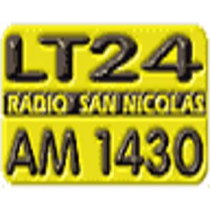 Radio LT 24 San Nicolas