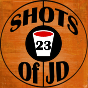 Podcast 23 Shots of JD