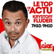 Podcast Krystoff Fluder - Le top de l'actu de Rire & Chansons