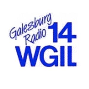 Radio WGIL - Galesburg Radio 14 1400 AM