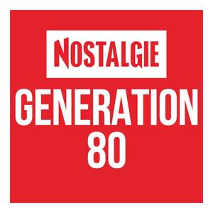 Radio Nostalgie Génération 80