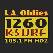 Radio K-SURF - LA Oldies 1260 AM