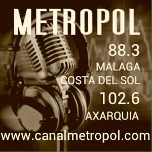 Radio Canal Metropol 102.6 Axarquía