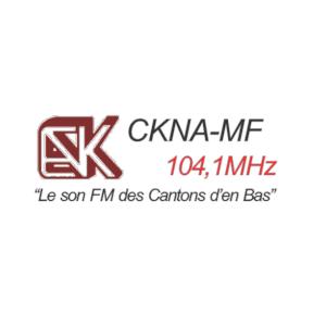 Radio CKNA 104,1 FM