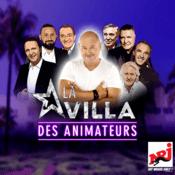 Podcast C'Cauet sur NRJ - La Villa des Animateurs